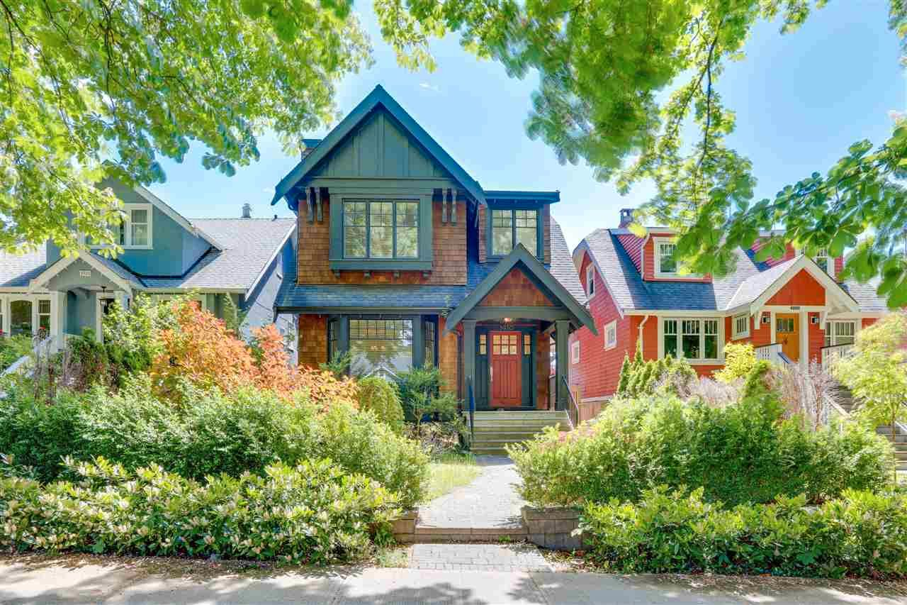 Main Photo: 3930 W 23RD Avenue in Vancouver: Dunbar House for sale (Vancouver West)  : MLS®# R2584533