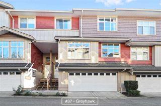 "Photo 1: 37 7518 138 Street in Surrey: East Newton Townhouse for sale in ""Greyhawk"" : MLS®# R2332671"