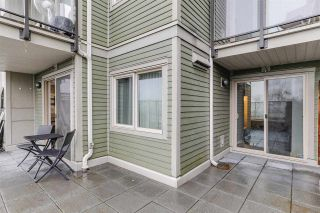 "Photo 15: 107 210 CARNARVON Street in New Westminster: Downtown NW Condo for sale in ""HILLSIDE HEIGHTS"" : MLS®# R2434320"