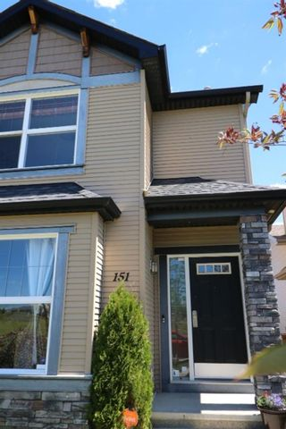 Photo 2: 151 Silverado Drive SW in Calgary: Silverado Detached for sale : MLS®# A1124527