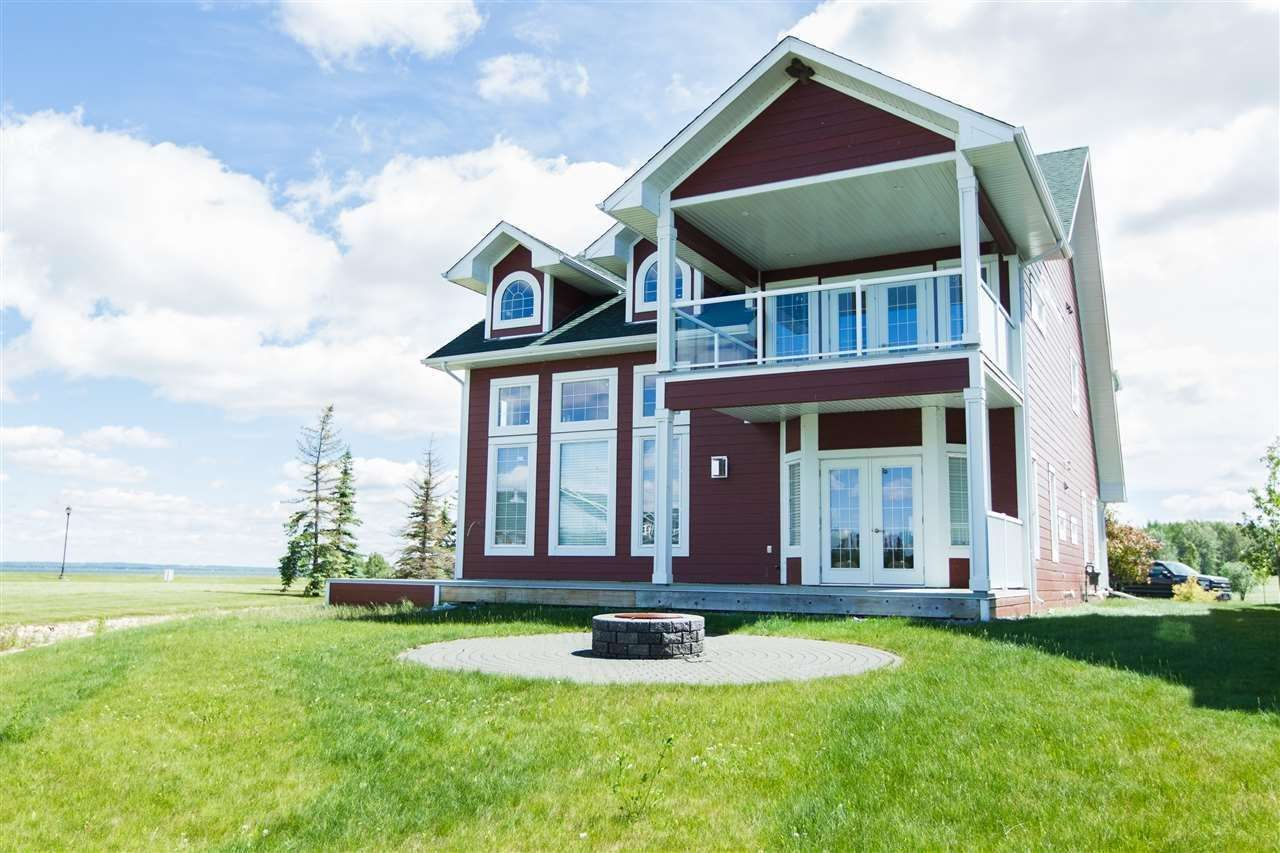 Main Photo: 41 Sunset Harbour: Rural Wetaskiwin County House for sale : MLS®# E4244118