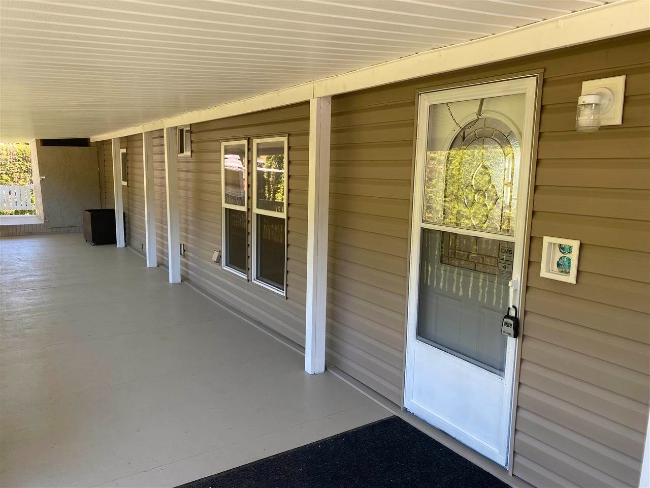 Main Photo: 78 3942 COLUMBIA VALLEY Road: Cultus Lake Manufactured Home for sale : MLS®# R2565476