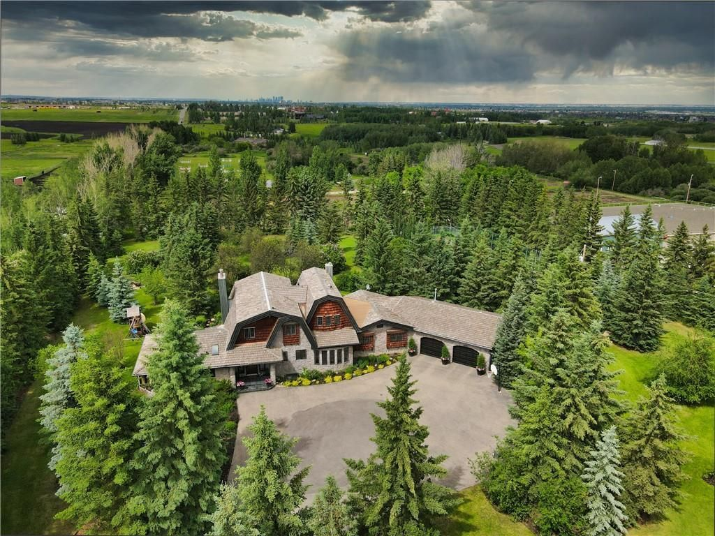 Main Photo: 64130 198 Avenue W: Rural Foothills County Detached for sale : MLS®# C4305850