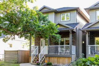 Photo 1: 907 F Avenue North in Saskatoon: Caswell Hill Residential for sale : MLS®# SK859525