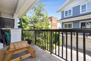 "Photo 19: 21 1130 EWEN Avenue in New Westminster: Queensborough Townhouse for sale in ""Gladstone Park"" : MLS®# R2479341"