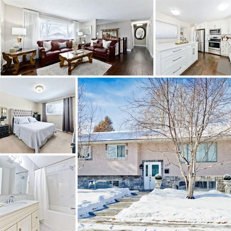 Main Photo: 127 Manora Drive NE in Calgary: Marlborough Park Detached for sale : MLS®# A1074589