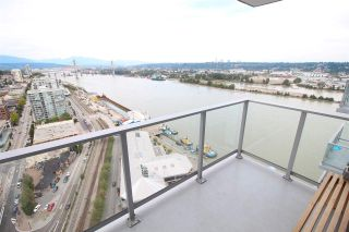 """Photo 4: 3001 908 QUAYSIDE Drive in New Westminster: Quay Condo for sale in """"Riversky 1"""" : MLS®# R2398687"""