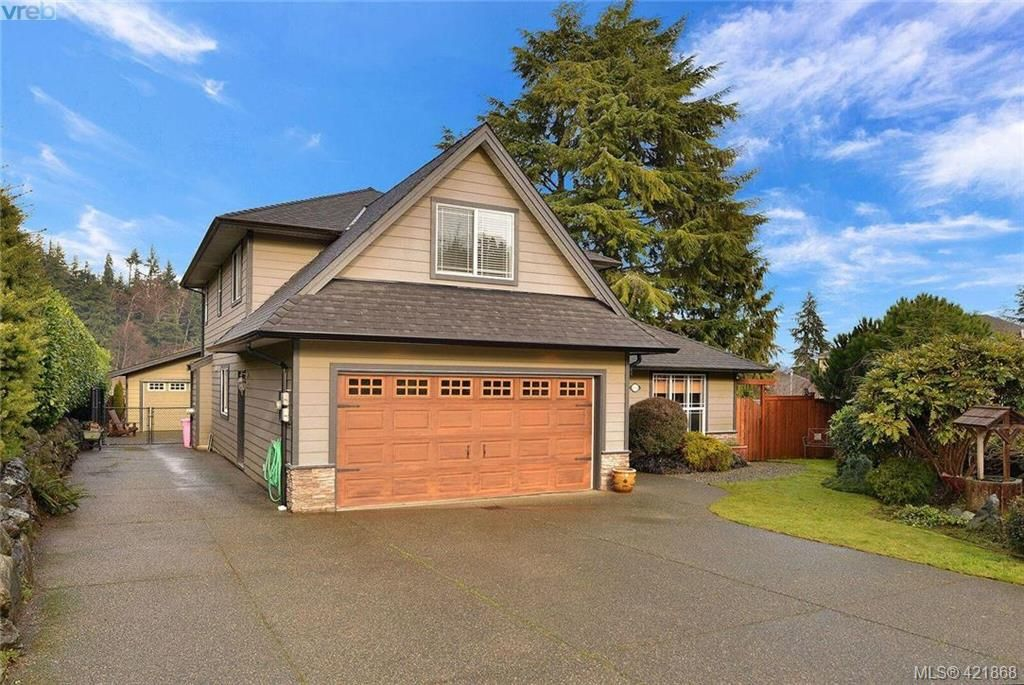 Main Photo: 1634 Elise Close in SOOKE: Sk Whiffin Spit House for sale (Sooke)  : MLS®# 834995