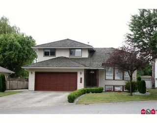 """Photo 1: 31448 CROSSLEY Place in Abbotsford: Abbotsford West House for sale in """"ELLWOOD ESTATES"""" : MLS®# F2913153"""