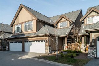 "Photo 1: 19 40750 TANTALUS Road in Squamish: Tantalus Townhouse for sale in ""MEIGHAN CREEK"" : MLS®# R2038882"