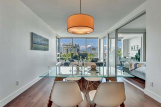 """Photo 9: 508 1675 W 8TH Avenue in Vancouver: Kitsilano Condo for sale in """"Camera by Intracorp"""" (Vancouver West)  : MLS®# R2604147"""