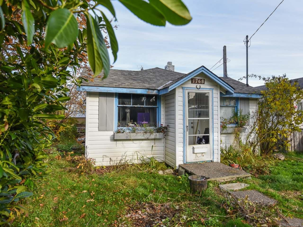 Main Photo: 1768 England Ave in COURTENAY: CV Courtenay City House for sale (Comox Valley)  : MLS®# 828870