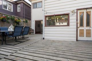 Photo 34: 757 Mulvey Avenue in Winnipeg: Crescentwood Residential for sale (1B)  : MLS®# 202123485