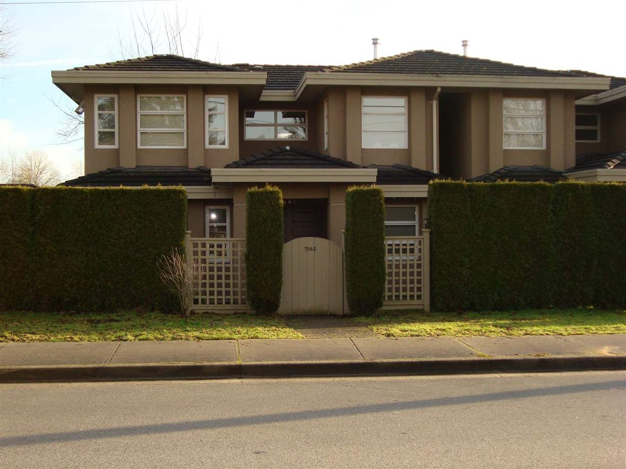 Main Photo: 7562 16TH Avenue in Burnaby: Edmonds BE 1/2 Duplex for sale (Burnaby East)  : MLS®# R2022922