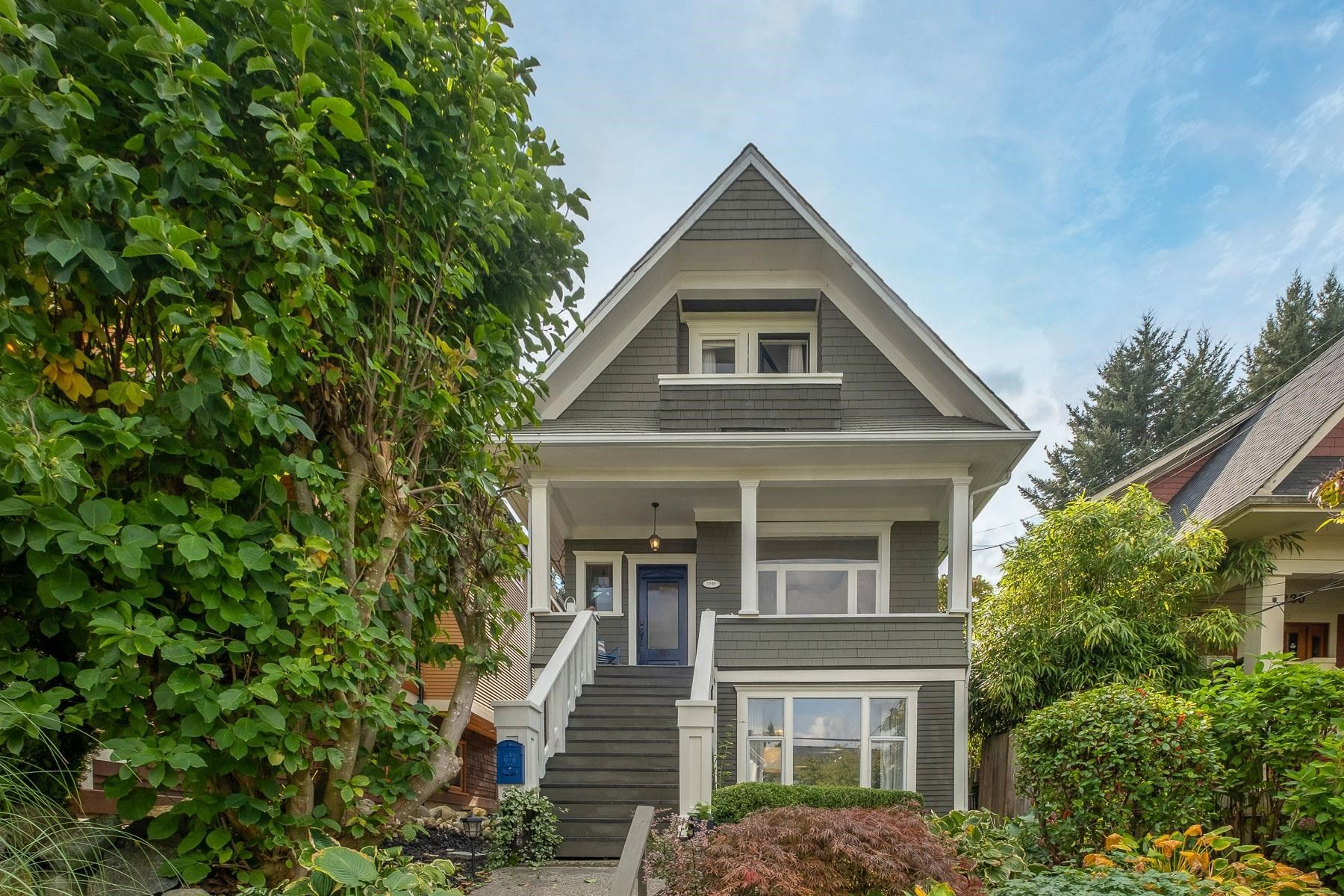 Main Photo: 1240 E 13TH Avenue in Vancouver: Mount Pleasant VE House for sale (Vancouver East)  : MLS®# R2625462