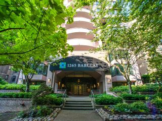 """Photo 2: 201 1265 BARCLAY Street in Vancouver: West End VW Condo for sale in """"1265 Barclay"""" (Vancouver West)  : MLS®# R2080754"""