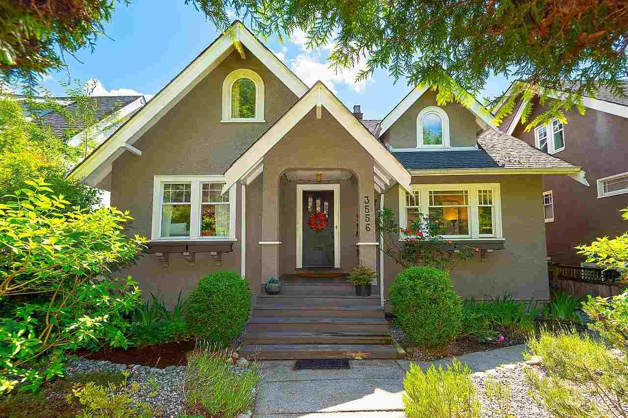 Main Photo: 3556 DUNBAR Street in Vancouver: Dunbar House for sale (Vancouver West)  : MLS®# R2592480