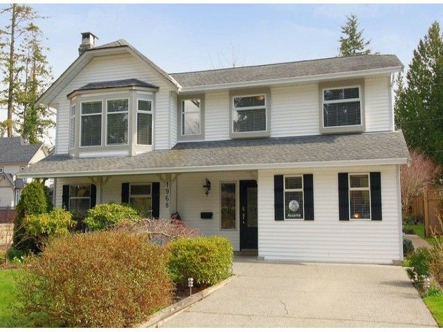 """Main Photo: 1968 127A Street in Surrey: Crescent Bch Ocean Pk. House for sale in """"WEST OCEAN PARK"""" (South Surrey White Rock)  : MLS®# F1306256"""