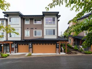 """Photo 1: 14 23986 104 Avenue in Maple Ridge: Albion Townhouse for sale in """"Spencer Brook Estates"""" : MLS®# R2621184"""
