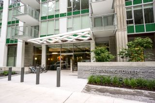 """Photo 2: 206 3355 BINNING Road in Vancouver: University VW Condo for sale in """"Binning Tower"""" (Vancouver West)  : MLS®# R2348141"""