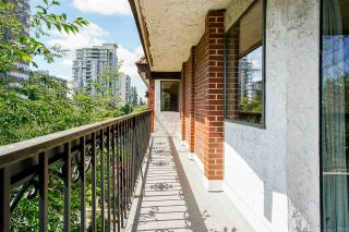 Photo 25: 304 625 HAMILTON Street in New Westminster: Uptown NW Condo for sale : MLS®# R2585364
