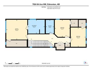 Photo 48: 7924 84 Avenue in Edmonton: Zone 18 House for sale : MLS®# E4227873
