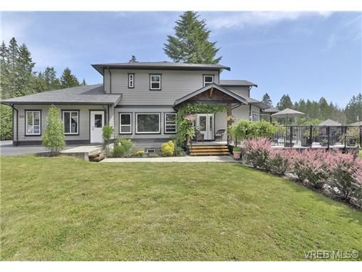 Main Photo: 1060 Summer Breeze Lane in VICTORIA: La Happy Valley House for sale (Langford)  : MLS®# 733055