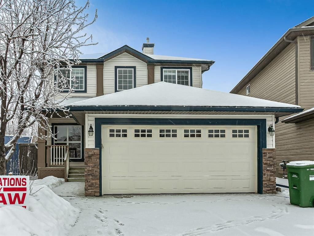Main Photo: 16 Saddlecrest Park NE in Calgary: Saddle Ridge Detached for sale : MLS®# A1055657