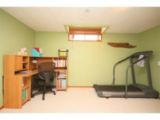 Photo 25: 197 QUIGLEY Drive: Cochrane House for sale : MLS®# C4015396
