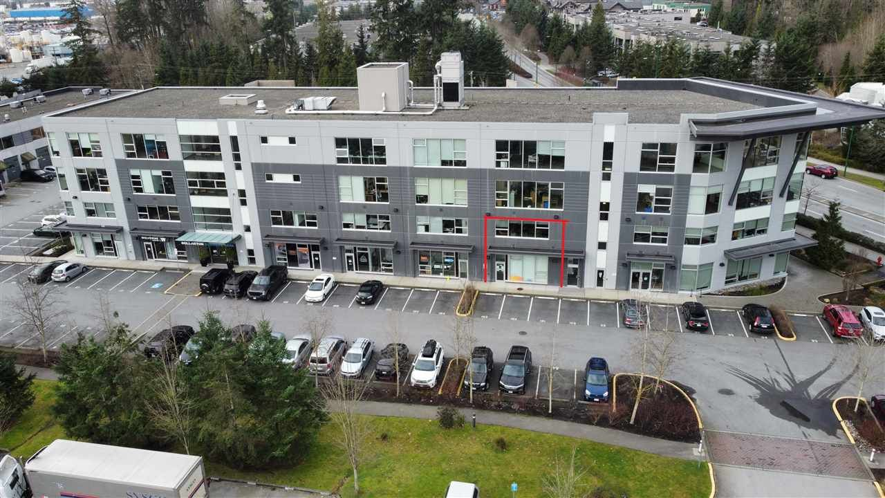 Main Photo: 206 197 FORESTER Street in North Vancouver: Seymour NV Office for sale : MLS®# C8036109