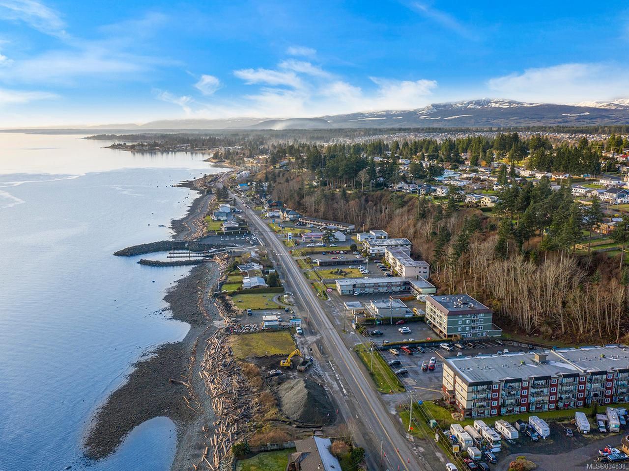 Photo 1: Photos: 301 894 S Island Hwy in CAMPBELL RIVER: CR Campbell River Central Condo for sale (Campbell River)  : MLS®# 834838