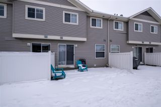 Photo 23: 155 230 EDWARDS Drive in Edmonton: Zone 53 Townhouse for sale : MLS®# E4239083