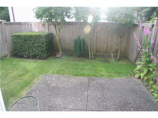 Photo 8: 4 10795 NO 2 Road in Richmond: Steveston North Townhouse for sale : MLS®# V848608