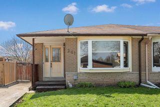 Photo 7: 241 Simon Street: Shelburne House (Backsplit 3) for sale : MLS®# X5213313