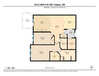 Photo 30: 4313 14645 6 Street SW in Calgary: Shawnee Slopes Apartment for sale : MLS®# A1085438