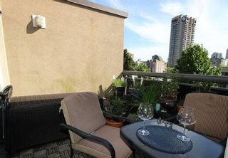 """Photo 3: 402 1835 BARCLAY Street in Vancouver: West End VW Condo for sale in """"Parkside place"""" (Vancouver West)  : MLS®# R2163403"""