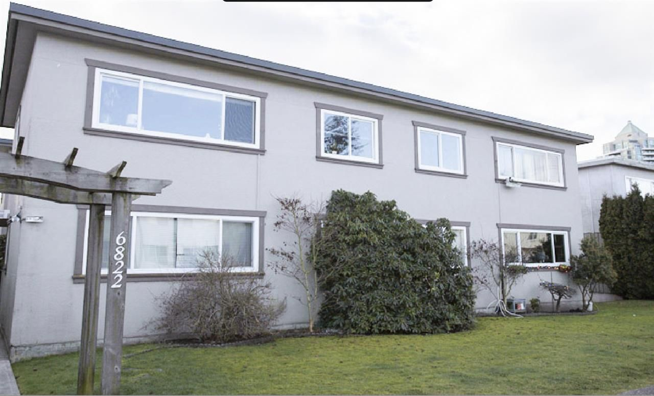 Main Photo: 6822 ARCOLA Street in Burnaby: Highgate Multi-Family Commercial for sale (Burnaby South)  : MLS®# C8037243
