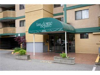 """Photo 1: 324 8651 WESTMINSTER Highway in Richmond: Brighouse Condo for sale in """"LANSDOWNE SQUARE"""" : MLS®# V1003978"""