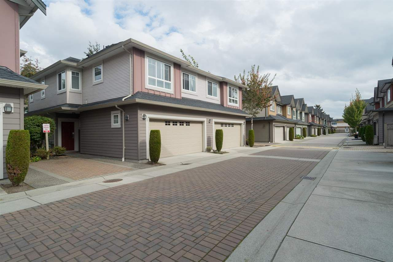 Main Photo: 19 11393 STEVESTON HIGHWAY in Richmond: Ironwood Townhouse for sale : MLS®# R2114059