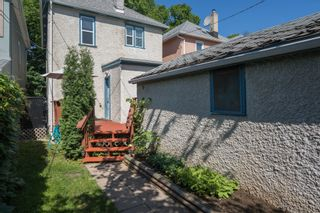 Photo 19: 587 Home Street in Winnipeg: West End House for sale (5A)  : MLS®# 1817536