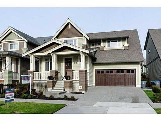 """Photo 1: 17279 0A Avenue in Surrey: Pacific Douglas House for sale in """"SUMMERFIELD"""" (South Surrey White Rock)  : MLS®# F1430359"""