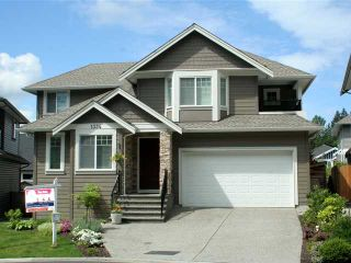 Photo 1: 1334 CANARY PL in Coquitlam: Burke Mountain House for sale : MLS®# V1003686