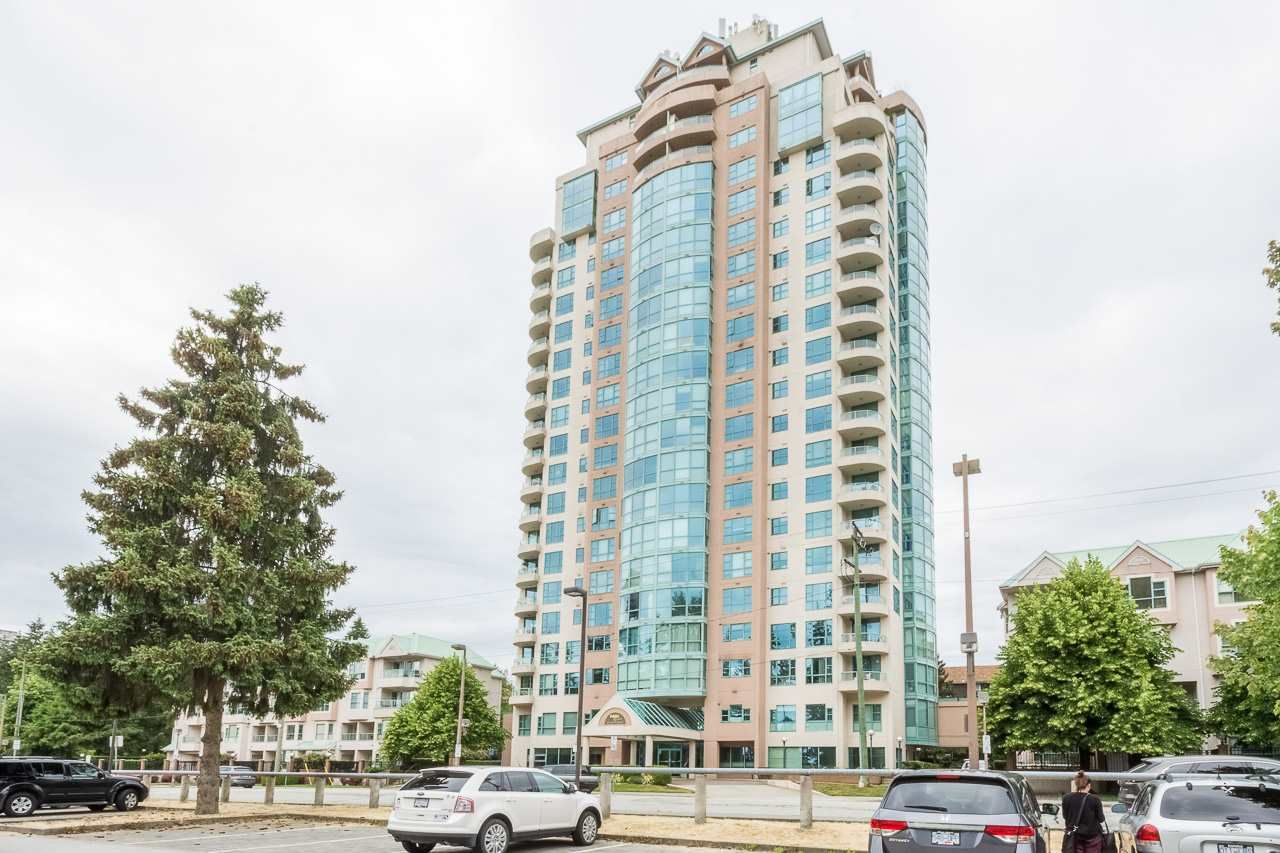 """Main Photo: 2002 3071 GLEN Drive in Coquitlam: North Coquitlam Condo for sale in """"PARC LAURANT"""" : MLS®# R2276990"""