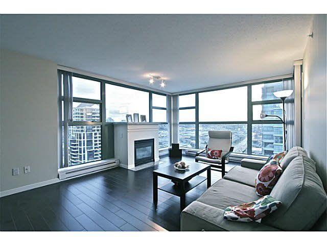 Main Photo: 2203 4398 BUCHANAN STREET in : Brentwood Park Condo for sale : MLS®# V998861