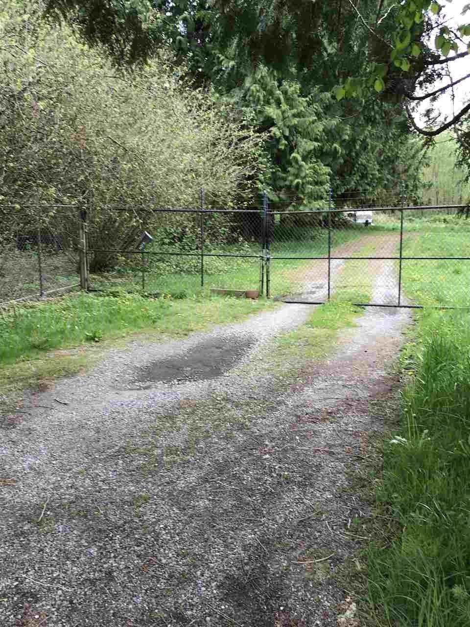 Main Photo: 24542 DEWDNEY TRUNK Road in Maple Ridge: Websters Corners Land for sale : MLS®# R2453019