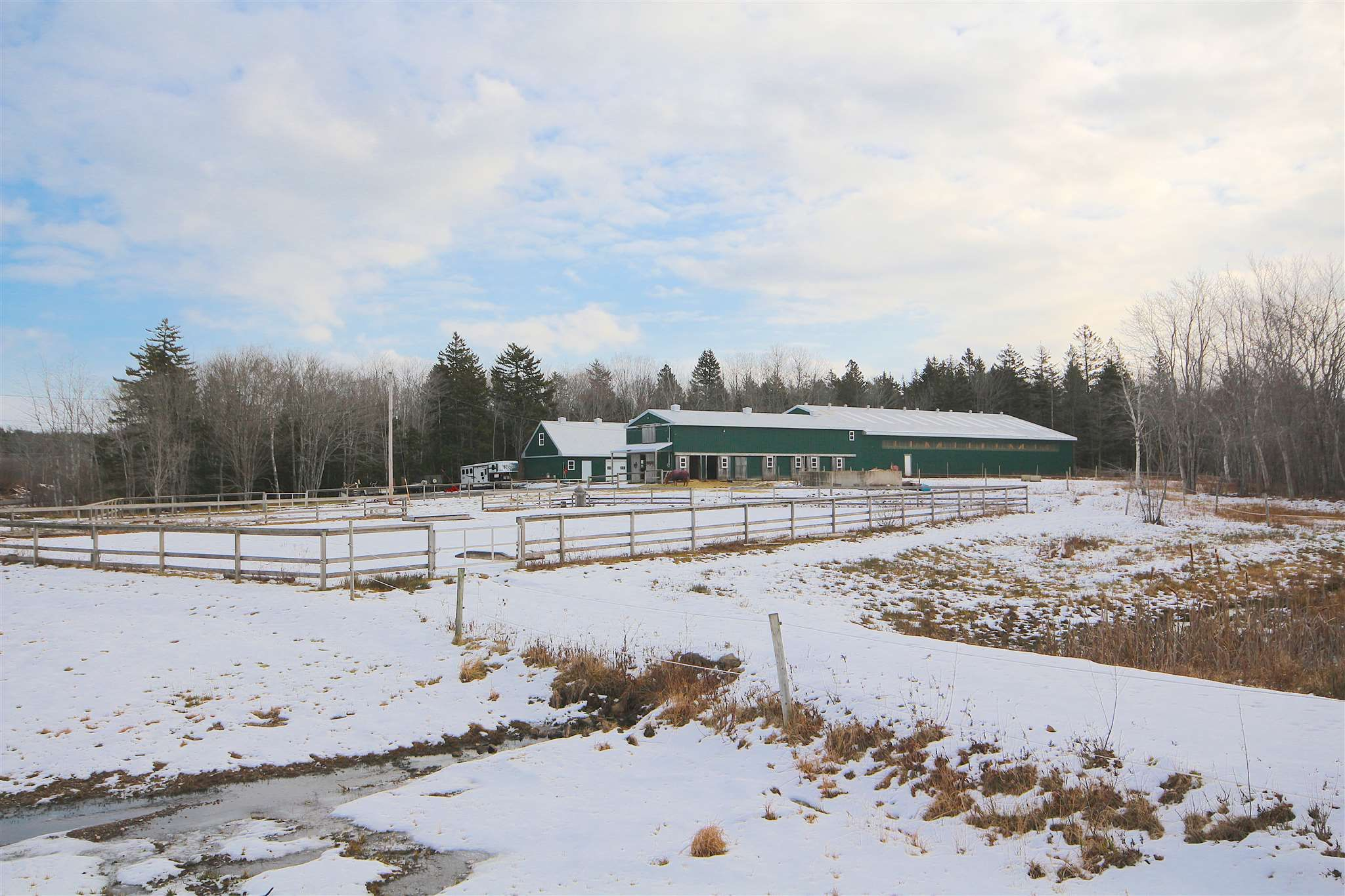Main Photo: 12018 Highway 215 in Sea Brook: 401-Digby County Farm for sale (Annapolis Valley)  : MLS®# 202100618