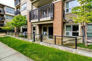 """Photo 3: 106 8600 PARK Road in Richmond: Brighouse Condo for sale in """"Saffron"""" : MLS®# R2573029"""
