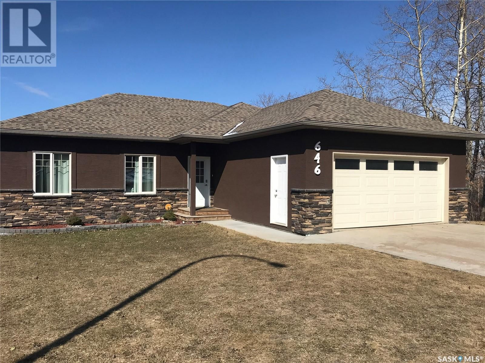 Main Photo: 646 19th ST W in Prince Albert: House for sale : MLS®# SK849708