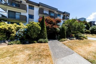 Photo 1: 101 1650 CHESTERFIELD Avenue in North Vancouver: Central Lonsdale Condo for sale : MLS®# R2604663