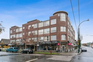 "Photo 1: 303 2025 STEPHENS Street in Vancouver: Kitsilano Condo for sale in ""STEPHENS COURT"" (Vancouver West)  : MLS®# R2517534"